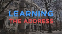"""Mary McDowell Friends School """"LEARN THE ADDRESS"""" 2016"""